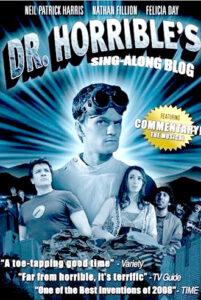Dr Horrible's Sing Along Blog DVD