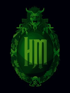 Haunted Mansion Logo
