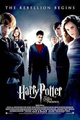 Harry Potter and the gang