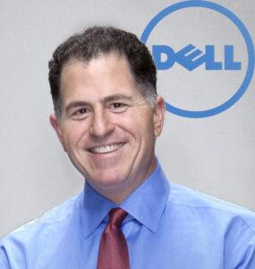 Michael Dell and Dell Computer