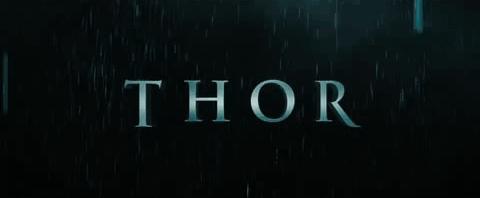 thor marvel film