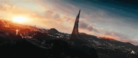 asgard  thor film
