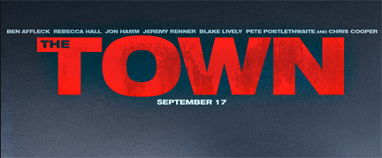 The Town film logo