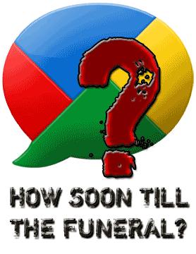 Google Buzz DOA HOW SOON TILL IT IS DEAD TOO LIKE WAVE?