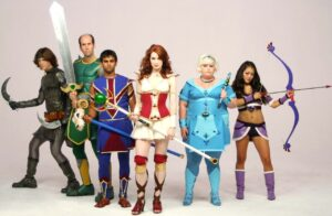 The Guild Cast featuring Felicia Day