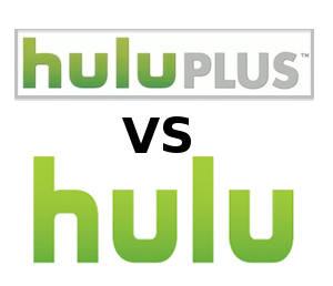 Hulu versus hulu plus versus netflix