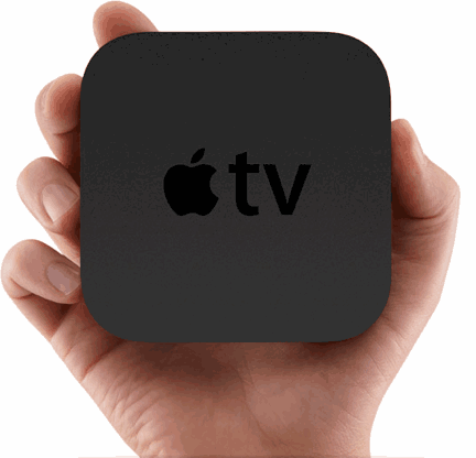 apple tv iTunes iPad iPod iPhone rentals appletv
