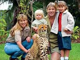 steve irwin and family bindi terri bob