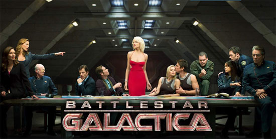 BSG-Supper battlestar galactica