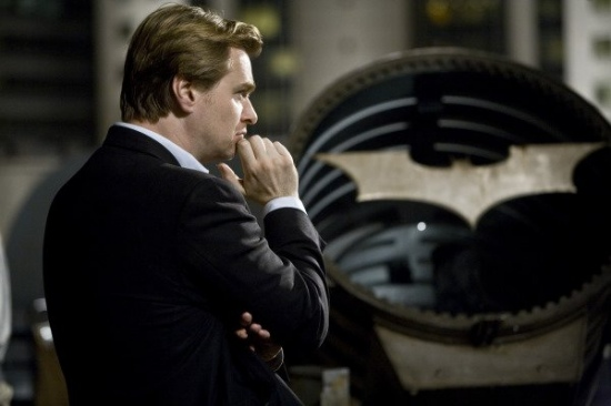 "The Third Batman Film Gets a Title ""The Dark Knight Rises"" And A Promise of No 3D!"
