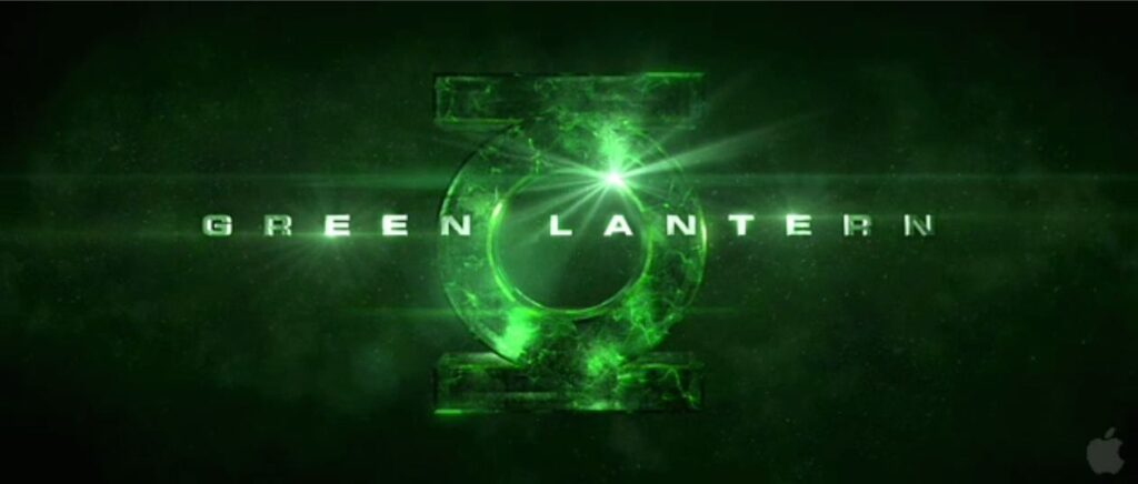 Green Lantern - Warner Brothers Ryan Reynolds, Blake Lively, Peter Sarsgaard, Mark Strong