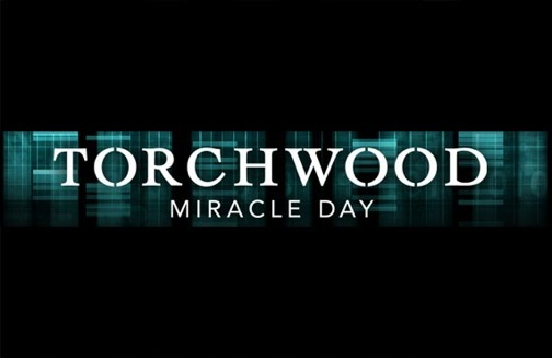 TORCHWOOD MIRACLE DAY - Starz - Jack - Gwen - Doctor who