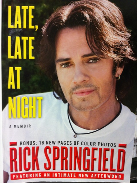 Sorry, Rick Springfield, Everyone Is Laughing At You