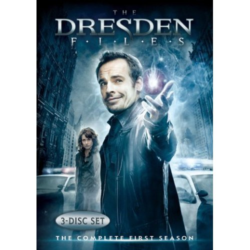 The Dresden Files – The Complete TV Series