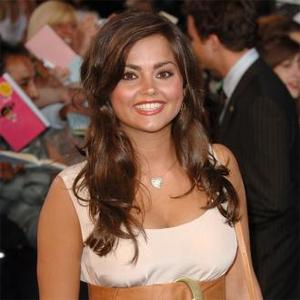 jenna louise coleman - doctor who - new companion -