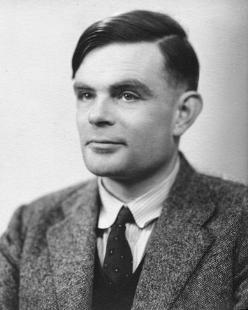 Happy Birthday Alan Turing – (1912-1954)