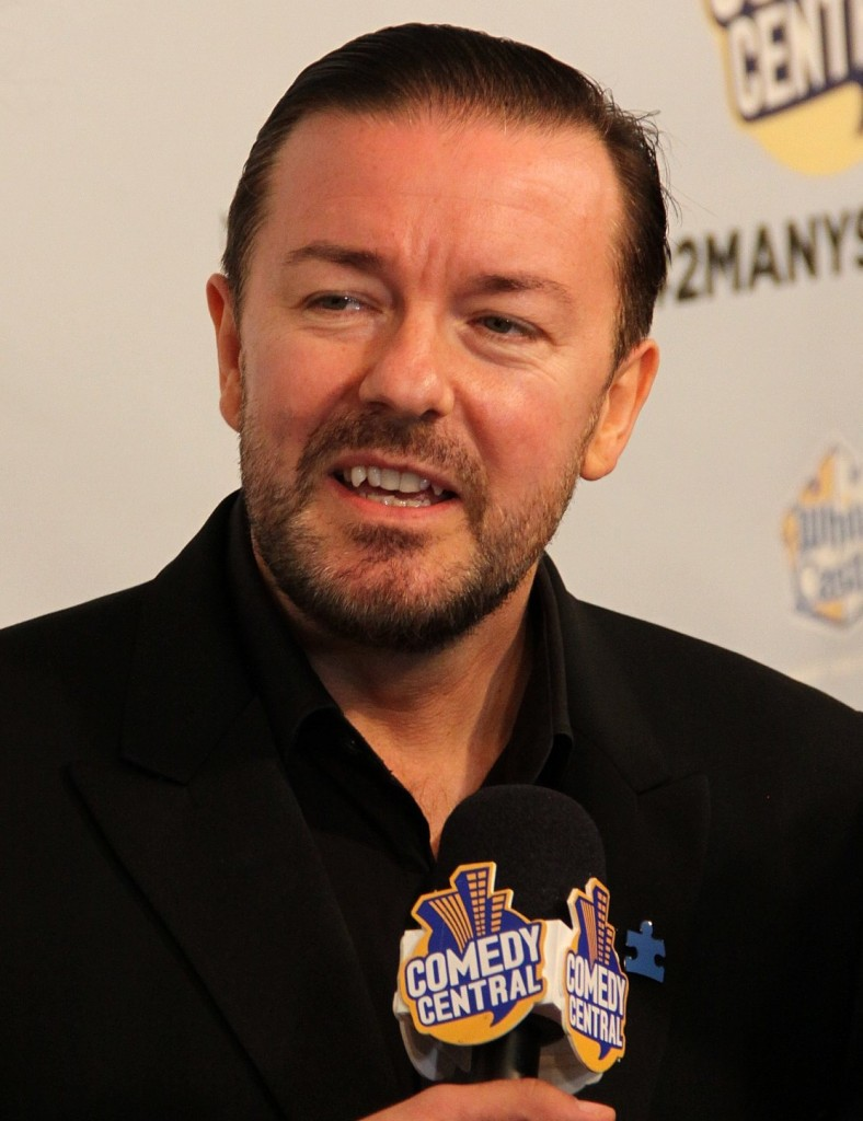 Ricky Gervais - derek - idiot abroad - the office