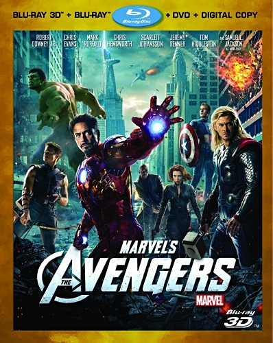avengers-dvd The Avengers Iron Man Captain America Hulk Black Widow Thor blu ray