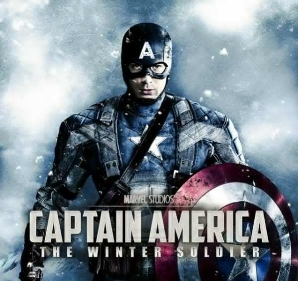 Cap Returns – Captain America : The Winter Soldier Trailer