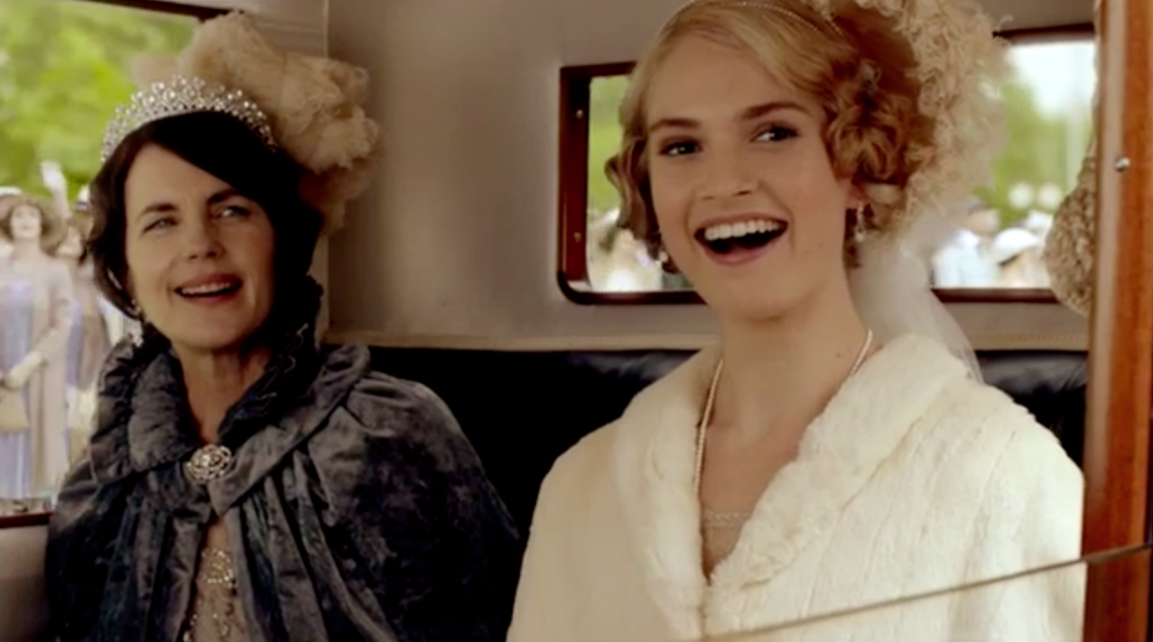 DOWNTON ABBEY CHRISTMAS Trailer Released