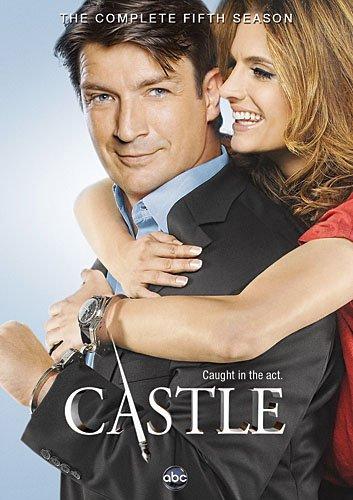 castle season 5 Nathan Fillion, Stana Katic