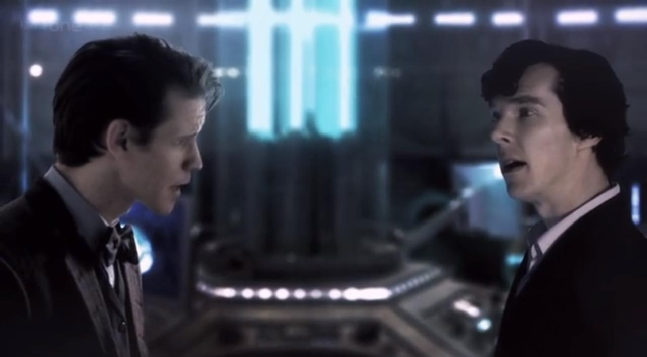 WHOLOCK – When Sherlock Met The Doctor