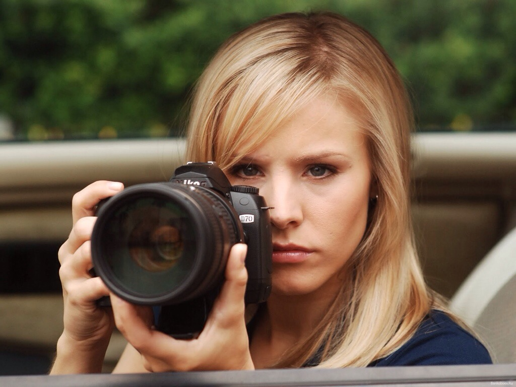 Veronica Mars Movie Kristen Bell Kickstarter