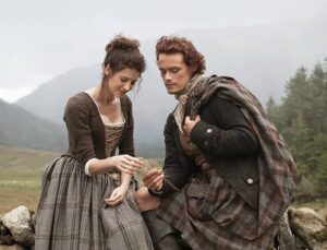 outlander tv Jamie Fraser