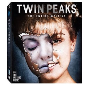 twin peaks collection dvd blurry missing fwwm