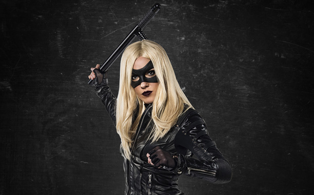 arrow black canary laurel lance