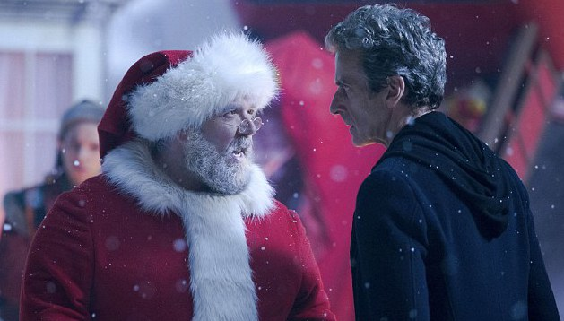 Doctor Who Christmas Special Preview – BBC Children in Need 2014