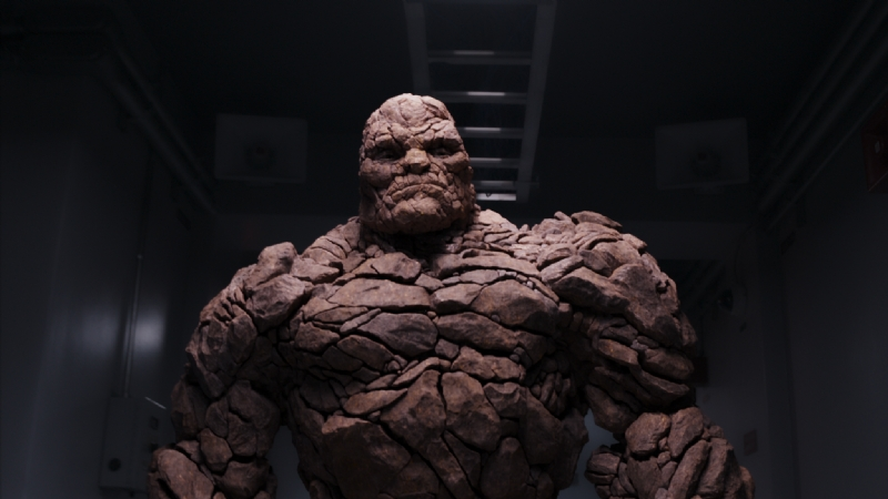 The Thing Fantastic four marvel 2015