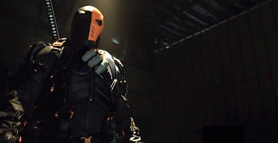 arrow death stroke cw dc