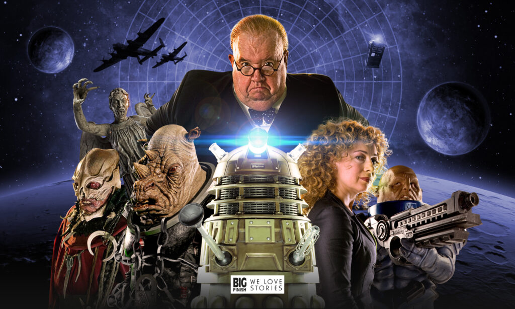 BigFinish- River song - doctor who