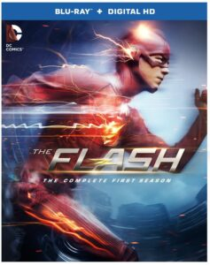 the flash - cw - super hero - arrow - dc