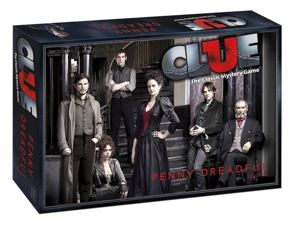 penny dreadful showtime clue