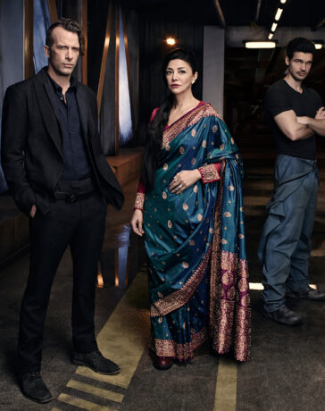 the expanse sci fi series