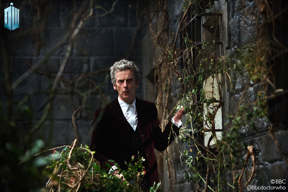 'Heaven Sent' + Peter Capaldi. THIS is why I love Doctor Who