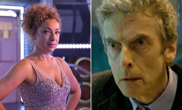 doctor who christmas 2015 river song