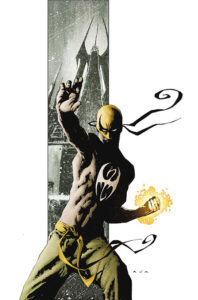 Immortal iron fist marvel netflix luke cage