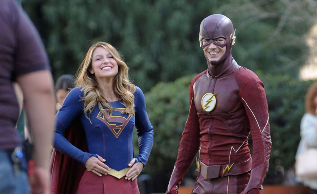 supergirl flash crossover cbs