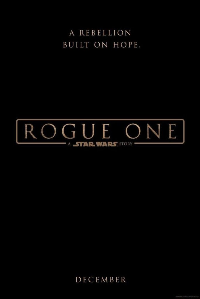 star wars rogue one force awakens