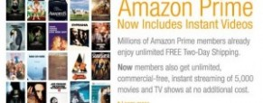 Amazon Gives Prime Members Free Access to Instant Videos